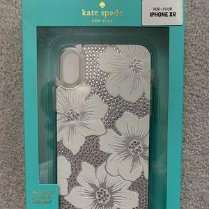 Kate Spade Floral iPhone Case Fits XR - NIB